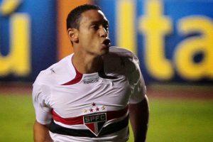 No São Paulo, Ricardo Oliveira jogou por duas vezes: em 2006 e 2010 (Foto: Reprodução)