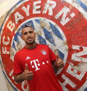 Volante é o principal reforço do Bayern (Foto: Reprodução)