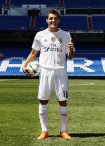 Kovacic deu um salto na carreira ao sair da Inter para o Real (Foto: Reprodução)