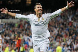 Português pode se tornar o maior artilheiro do Real Madrid (Foto: Reprodução)