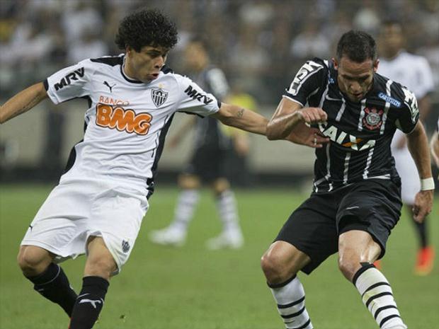 Timão ampliou sua vantagem no retrospecto contra o Atlético no primeiro turno do Brasileirão (Foto: Corinthians/Divulgação)