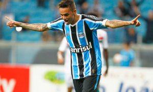 Luan é um dos jovens do bom time do Grêmio (Foto: Grêmio/Divulgação)