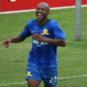 Mokoena tinha alegria nas pernas