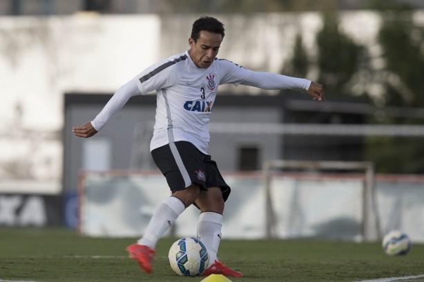 Jadson fez dois gols de falta no Brasileirão (Foto: Daniel Augusto Jr/Corinthians)