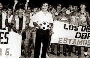 Escobar foi um dos responsáveis pelo ressurgimento do futebol colombiano nos anos 80 (Foto: Reprodução)