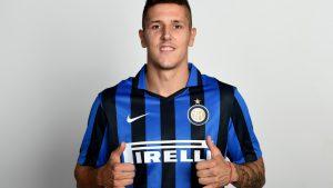 Stevan Jovetic foi uma grande contratação da Inter de Milão (Foto: Reprodução/magazineinter.it)