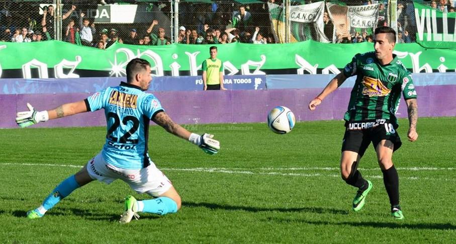 Nueva Chicago no Campeonato Argentino