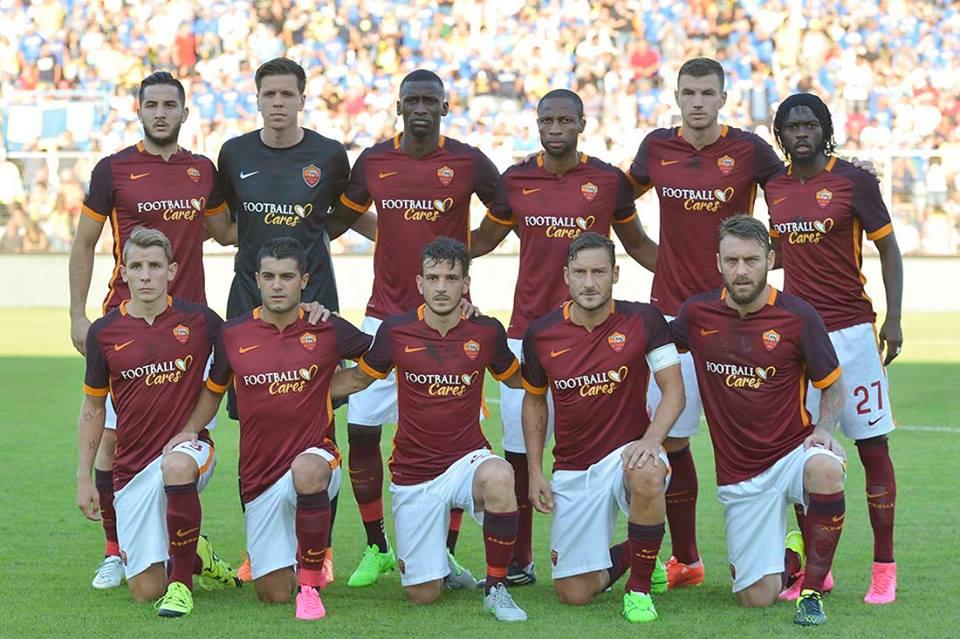Roma no Campeonato Italiano