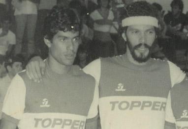 Raí e Sócrates brilharam por grandes rivais paulistas (Foto: Rprodução/Facebook)