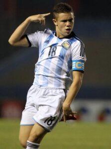 Conechny é a grande estrela argentina (Foto: Conmebol/Divulgação)