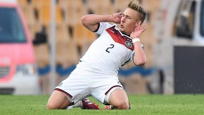 Passlack é a maior estrela do bom time alemão (Foto: Divulgação/UEFA)