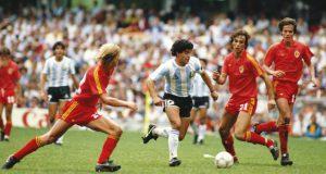 Maradona Copa do Mundo 1986