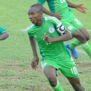 Nwakali é o maestro e líder do time da Nigéria (Foto: FIFA/Divulgação)