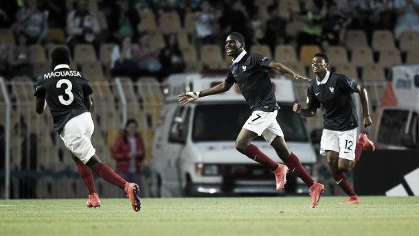 A talentosa geração francesa é liderada pelo oportunista Edouard (Foto: Divulgação/UEFA)