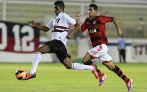 São Paulo venceu o Flamengo na decisão (Foto: Divulgação/saopaulofc.net)