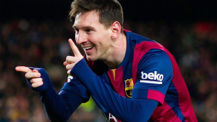 Lionel Messi é investigado em caso de sonegação de impostos (Foto: Reprodução)