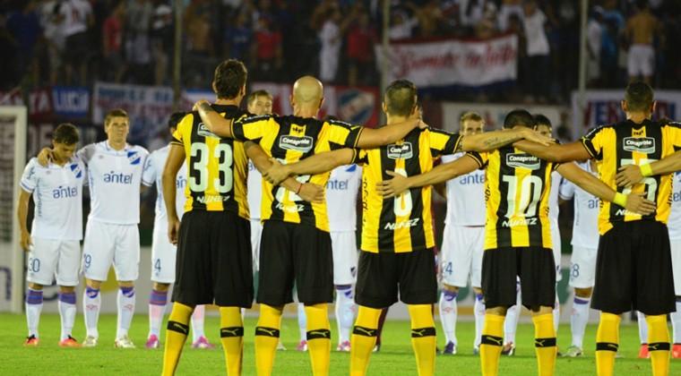 Decisão da Liga de 2014/15 (Foto: Reprodução/RQ.uy)