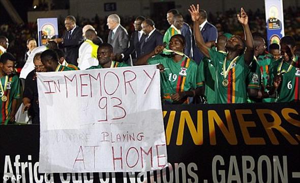 Zâmbia ganhou da Costa do Marfim
