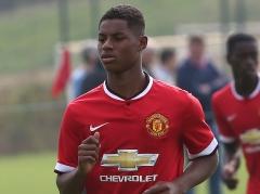Marcus Rashfrd é a esperança do Manchester United (Foto: Divuçgação/manutd..com)