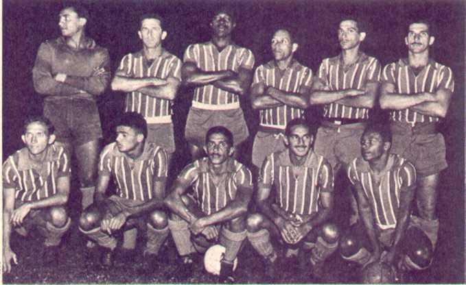 Primeiro título nacional foi para o Nordeste, com o Bahia (Foto: Reprodução)