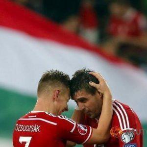 Dzsudzsák é a esperança húngara (Foto: Reprodução/Twitter)