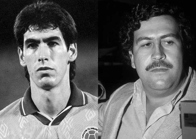 Andrés e Pablo: opostos com o mesmo sobrenome (Foto: Reprodução)