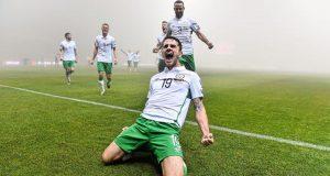 Irlanda vence a repescagem contra a Bósnia na Eurocopa