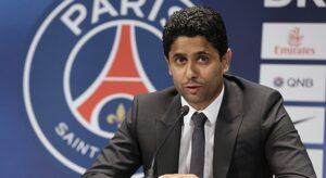Nasser Al-Khelaifi: o homem que não tem medo de investir (Foto: Reprodução)