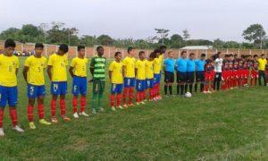 Seleção equatoriana tenta título inédito (Foto: Reprodução/conmebol.com)