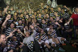 Corinthians, campeão de 2015 (Foto: Daniel Augusto Jr./Agência Corinthians)