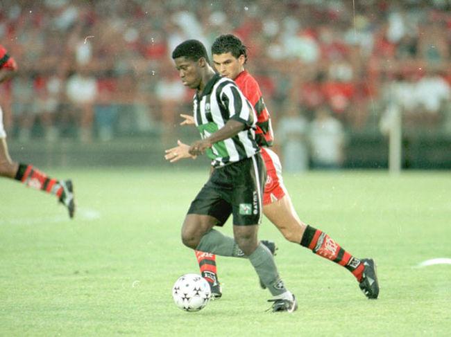 Beto nos tempos de Botafogo (Foto: Reprodução)