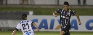 Marciel pode ser titular da equipe treinada por Tite em 2016 (Foto: Divulgação/corinthians.com.br)