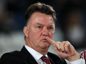 Van Gaal está muito mal no United (Foto: Reprodução/talksport.com)