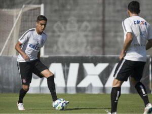 Matheus Pereira é a grande esperança corintiana (Foto: Reprodução/foxsports.com.br)