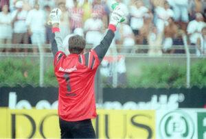 Seu primeiro gol foi em 1997 (Foto: Reprodução)