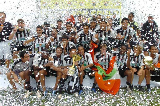 Figueirense campeão da Copinha 2008! (Foto: Reprodução)