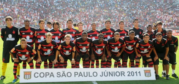 Mengão conquistou o segundo título em 2011 (Foto: Reprodução)