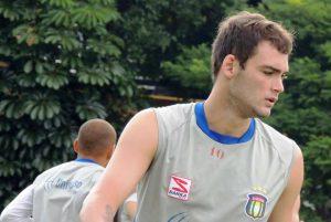 Atacante Jô Fernandes é esperança de gols do Azulão (Foto: Divulgação/AD São Caetano)