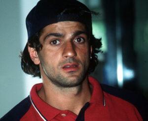 Gianluigi Lentini pelo Torino (Foto: Reprodução/magliarossonera.it)
