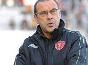 Maurizio Sarri (Foto: Reprodução)