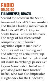 Fábio era a promessa da lateral brasileira (Foto: Reprodução/soccernostalgia)
