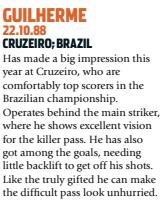 Guilherme tinha (tem) talento de sobra no ataque (Foto: Reprodução/soccernostalgia.com)