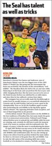 Kerlon era um dos jogadores mais legais de observar em uma partida (Foto: Reprodução/soccernostalgia.com)