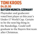 Kroos é um dos grandes meio-campistas do futebol hoje (Foto: Reprodução/soccernostalgia.com)
