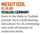 Ozil era, e é, um dos melhores meio-campistas do mundo (Foto: Reprodução/soccernostalgia.com)