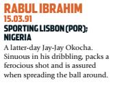 Rabiu Ibrahim era craque no sub-17 (Foto: Reprodução/soccernostalgia.com)