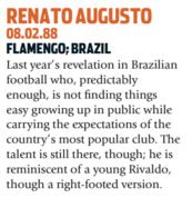 Renato Augusto foi um dos craques do Campeonato Brasileiro de 2015 (Foto: Reprodução/soccernostalgia.com)