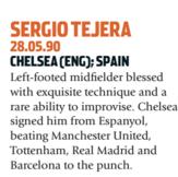 Tejera era o volante moderno (Foto: Reprodução/soccernostalgia)