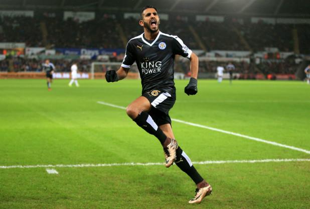 Argelino é uma das sensações do Leicester (Foto: Reprodução)