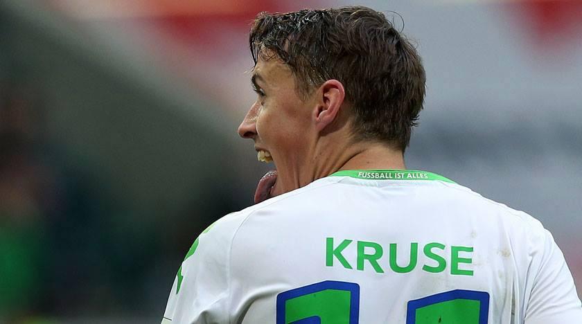 Kruse, outro importante jogador (Foto: Reprodução)
